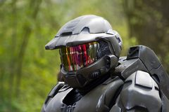 HALO master chief Stock Images