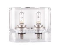 Halogeenlampen Stock Afbeelding