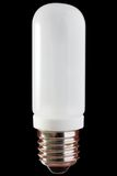 Halogen lamp bulb Stock Photos