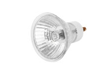 Halogen lamp Royalty Free Stock Images
