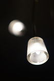Halogen lamps Stock Images