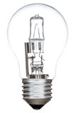 Halogen light bulb Royalty Free Stock Photos