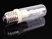 Halogen light bulb Stock Image