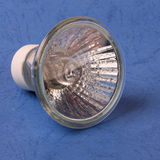 Halogen lighting bulb Royalty Free Stock Photo