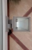Halogen lights for ceiling illumination Stock Image