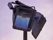 Halogen Street Light Royalty Free Stock Image