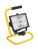 Halogen work lamp Royalty Free Stock Photography