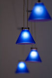 halogenlampa Royaltyfri Fotografi