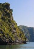 Halong海湾 库存照片