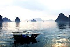 halong залива Стоковая Фотография RF
