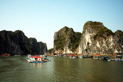 Halong bay Stock Image