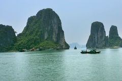 halong bay Fotografia Royalty Free