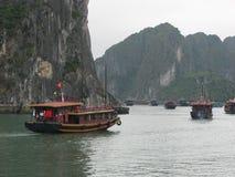 Halong Bay Royalty Free Stock Photos