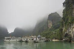Halong bay Royalty Free Stock Photo