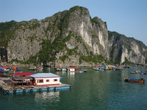 Halong Bay Royalty Free Stock Photo