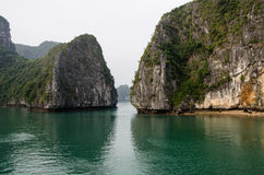 Halong Bay Royalty Free Stock Images