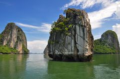 Halong Bay Landscape Royalty Free Stock Images