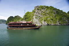 Halong Bay, Vietnam Stock Photos