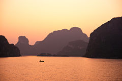 Halong Bay, Vietnam. Royalty Free Stock Photos