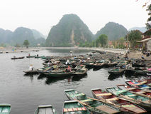 Halong bay, Vietnam Royalty Free Stock Photography