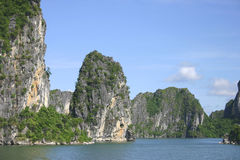 HALONG BAY – VIETNAM Royalty Free Stock Photo