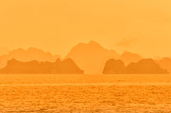 Halong Bay Vietnam Stock Images