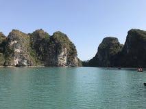 Halong Bay Vietnam Royalty Free Stock Photography
