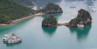 Halong bay Vietnam Stock Photos