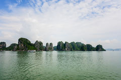 Halong bay , Vietnam Royalty Free Stock Images