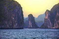 Halong Royalty Free Stock Photography
