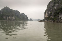Halong Bay Vietnam Royalty Free Stock Photos