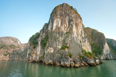 Halong Bay, Vietnam. Unesco World Heritage Site. Stock Image