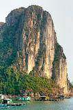 Halong Bay, Vietnam. Unesco World Heritage Site. Royalty Free Stock Images