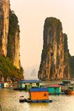 Halong Bay, Vietnam. Unesco World Heritage Site. Stock Photo