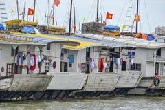 Halong Bay, Vietnam Stock Photography