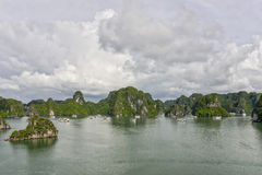 Halong Bay, Vietnam Stock Images