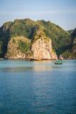 Halong Bay, Vietnam Royalty Free Stock Photo