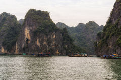 Halong bay Stock Photography