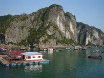 Halong-Bucht Lizenzfreies Stockfoto