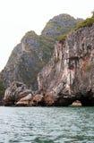 Halong Schacht in Vietnam Lizenzfreie Stockfotos