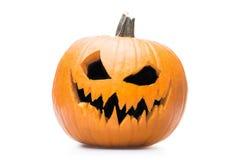 Halooween pumpkin's grin Stock Photo