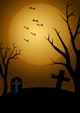 Haloween background Stock Photography