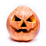Haloween pumpkin Stock Photo