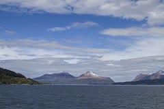 Halsafjorden Stock Image