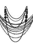halsband Arkivfoto