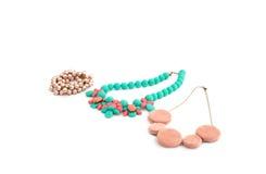 Halsband för kvinnor Royaltyfri Bild