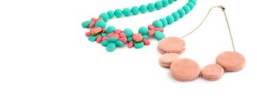 Halsband för kvinnor Arkivfoton