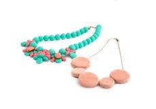 Halsband för kvinnor Arkivbilder