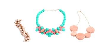 Halsband för kvinnor Royaltyfri Fotografi