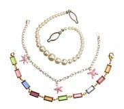 Halsbanden Royalty-vrije Stock Afbeeldingen